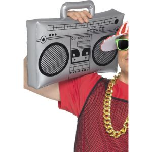 38895 - Inflatable Ghetto Blaster
