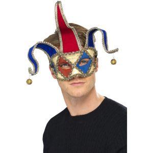 38987 - Harlequin Eyemask