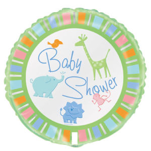 41626 - Baby Shower Balloon