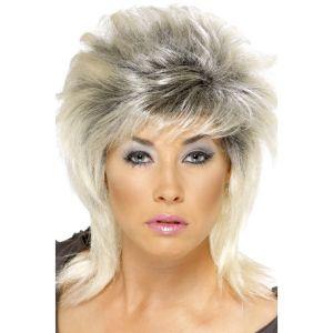 42025 - 80\'S Pin-Up Wig