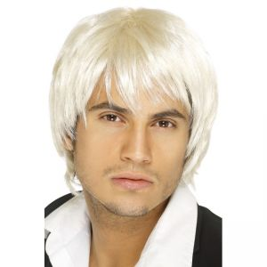 42068 - Boy Band Wig, Blonde