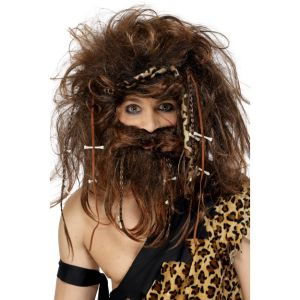 42079 - Crazy Caveman Set,Brown
