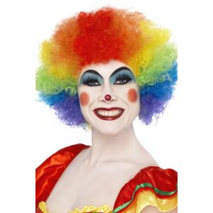 42088 - Crazy Clown Wig