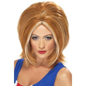42130 - Girl Power Wig,Ginger