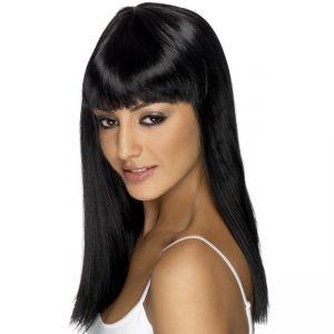 42153 - Glamourama Wig ,Black