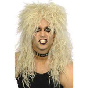 42179 - Hard Rocker Wig ,Blonde