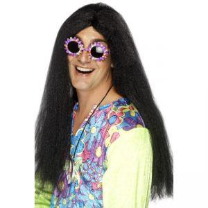 42185 - Hippy Wig,Black