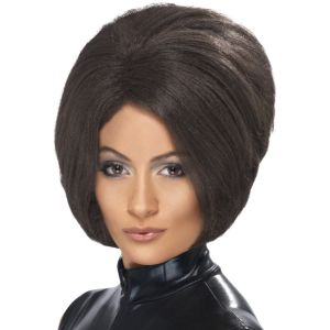 42229 - Posh Power Wig,Brown