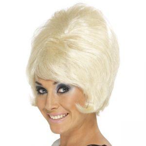 42273 - 60\'S Beehive Wig,Blonde