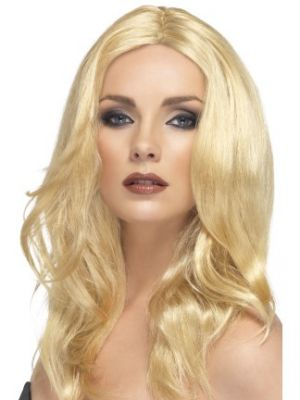 42288 - Superstar Wig , Blonde