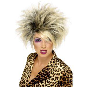 42300 - Wild Girl Wig ,Blonde