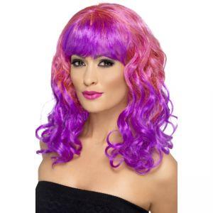 42396 - Divatastic Wig, Curly