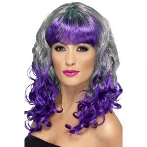42397 - Divatastic Wig, Curly