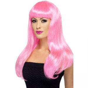 42419 - Babelicious Wig, Pink