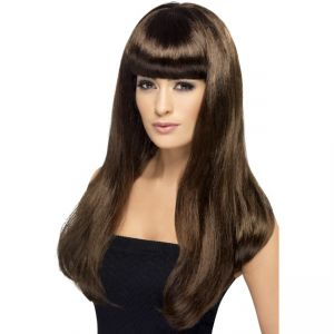 42425 - Babelicious Wig, Brown