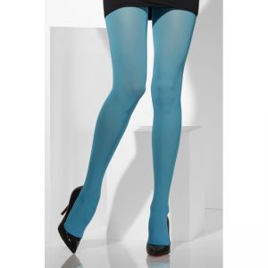42725 - Opaque Tights, Blue
