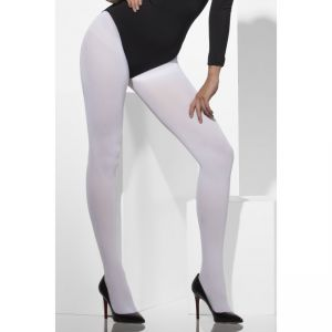 42739 - Opaque Tights, White