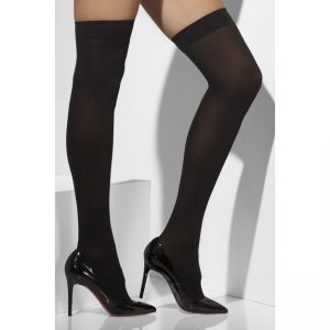 42769 - Opaque Hold-Ups, Black