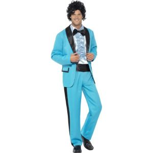 43194 - 80\'s Prom King Costume