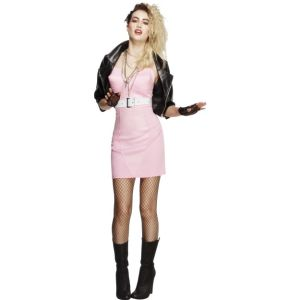 43477 - Fever 80\'s Rocker Diva Costume