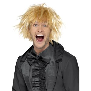 43679  - 90\'s Messy Surfer Guy Wig