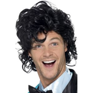 43690 - 80\'s Prom King Perm Wig