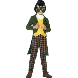 44062 - Deluxe Prince Charming Costume With Hat, Mask