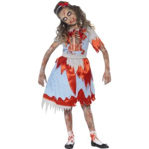 44284 - Zombie Country Girl Costume