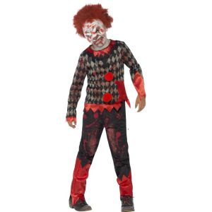 44293 - Deluxe Zombie Clown Costume