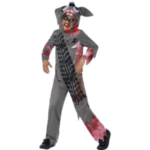 44301 - Deluxe Roadkill Pet Costume