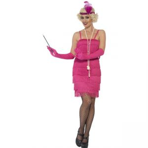 44669 - Flapper Costume, Pink