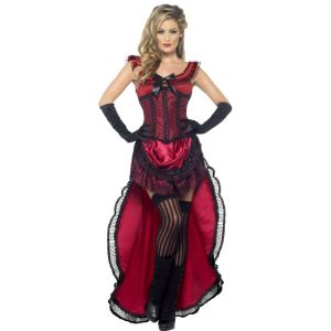 45233 - Western Authentic Brothel Babe Costume