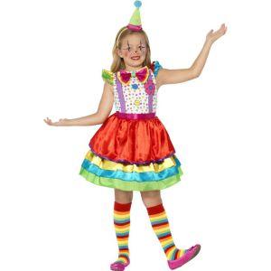 45250 - Deluxe Clown Girl Costume
