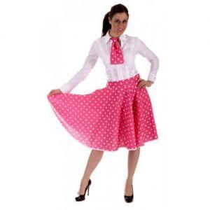 50\'s Polka Skirt & Necktie