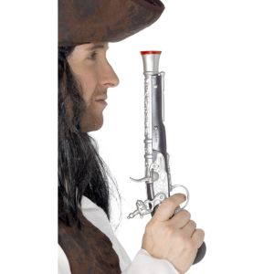 5296 - Pirate Pistol, Silver