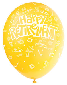 80250 - Happy Retirement
