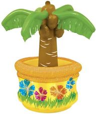 90694 - Inflatabel Palm Tree Cooler