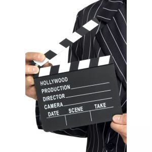 94033 - Hollywood Style Clapper Board