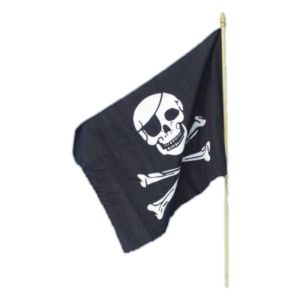 96076 - Pirate Flag, 45X30cm