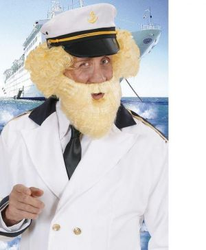Beard With Moustache, Blonde