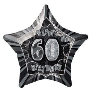 BlackHappyBdaySixty POP