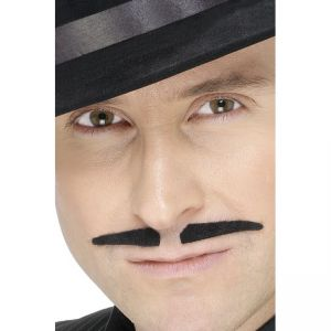 Black Spiv Tash, Self Adhesive