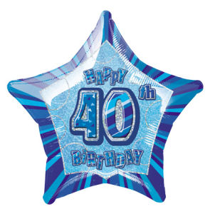 BlueHappyBdayForty POP