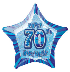 BlueHappyBdaySeventy POP