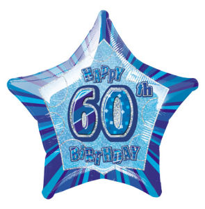 BlueHappyBdaySixty POP