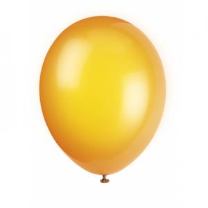 Citrus Orange 12 Inches Premium Balloon