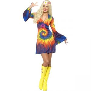 Copy Of 20741 - 1960S Tie Dye Costume
