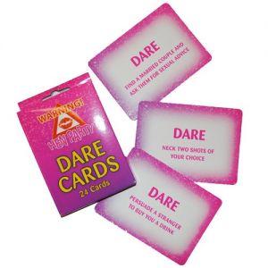 Dare Cards