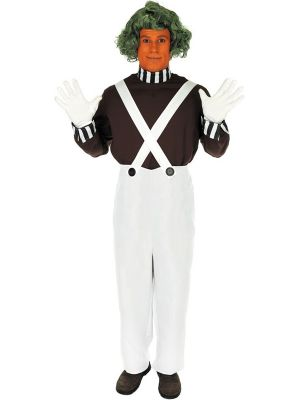 Factory Worker - Oompa Loompa, Chocolate Factory