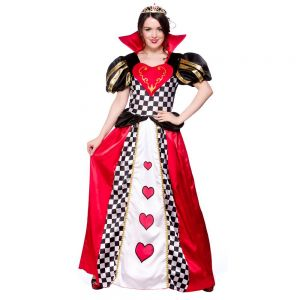 Fairtale Queen Of Hearts, Alice In Wonderland